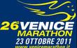 Logo della 26a Venicemarathon