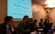 Mr. Conticelli, Venice Port Authority  during the meeting