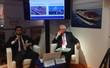 aolo Costa, APV President, and Guido Grimaldi, Corporate Short Sea Shipping Comm