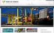 Port of Venice new web site