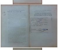 L'atto di concessione annuale alla Società Anonima Veneziana Spedizioni Cotoni