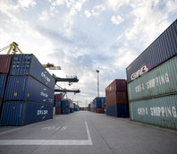 Container nei piazzali