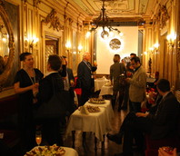Welcome drink al Caffè Florian per i relatori e gli sponsor del Green Port