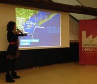 Federica Bosello di APV presenta il Porto di Venezia