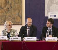 Giorgio Cuscito (Limes), Enrico Fardella (Professor, Peking University / CMAS) a