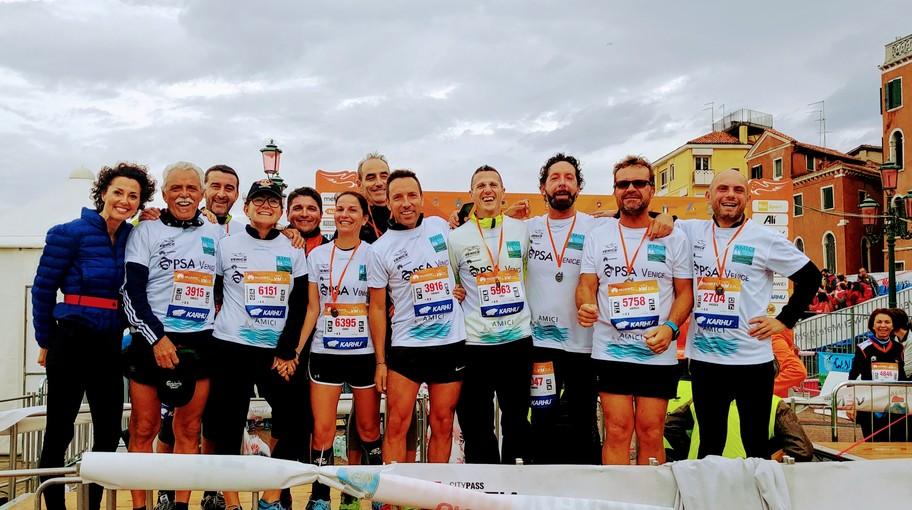 Foto di gruppo per la squadra del Porto