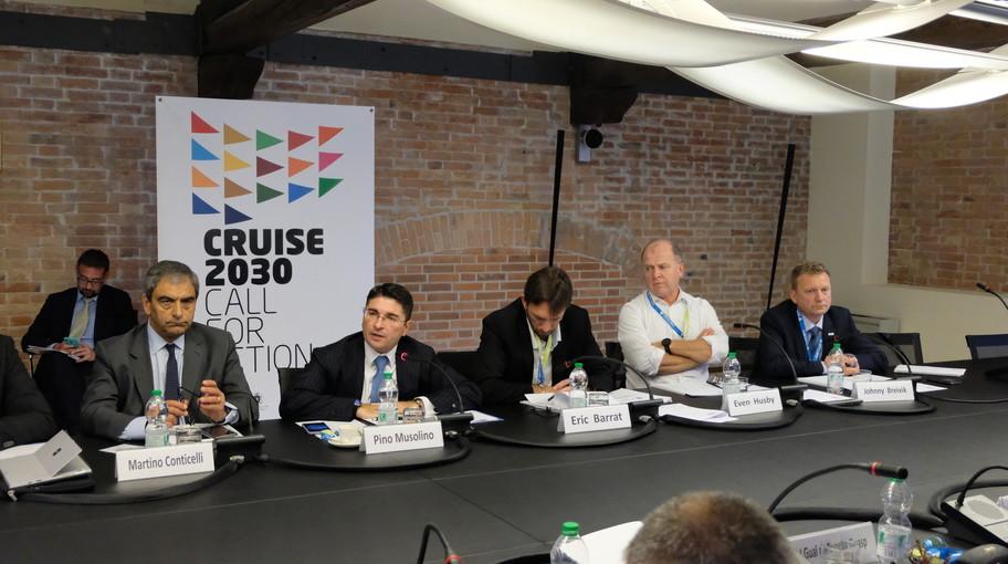 Cruise 2030 crocieristica sostenibile del futuro