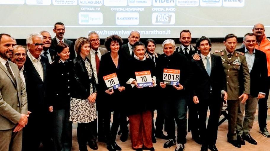 Istituzioni cittadine e Istituzioni Portuali insieme per il lancio di Venicemarathon 2018