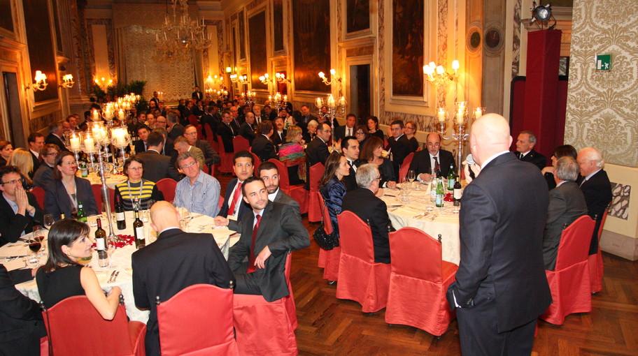 Cena a Palazzo Vendramin Calergi