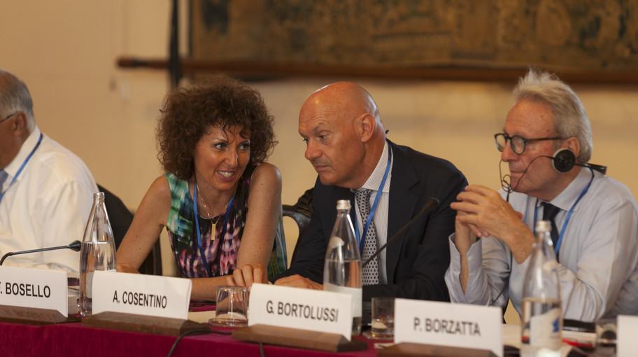 Andrea Cosentino, President ASSOSPED