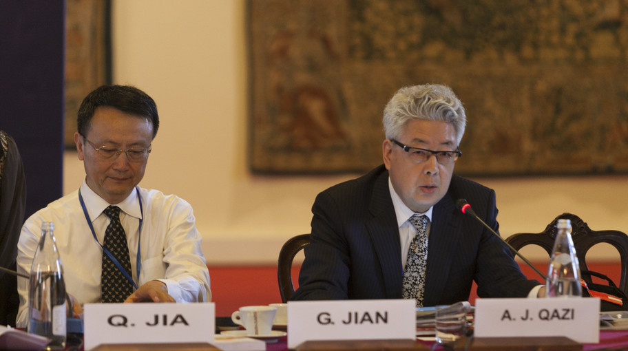 Gao Jian, Vice Chairman of China One Road One Belt(OBOR) Research Center and For