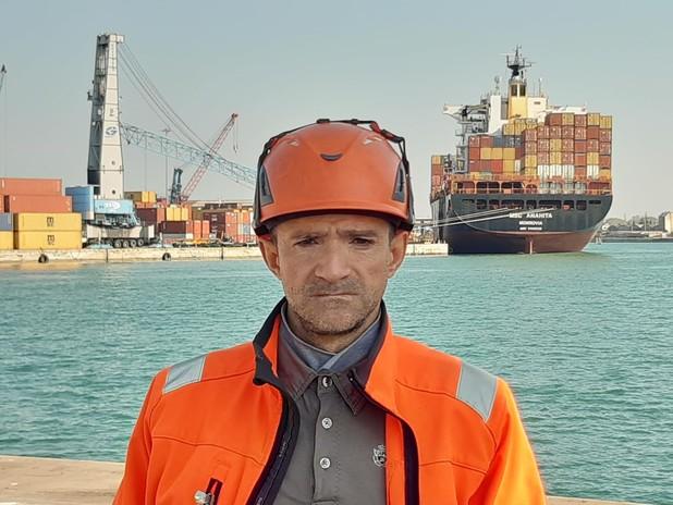 Dario Petrella - Autorità di Sistema Portuale