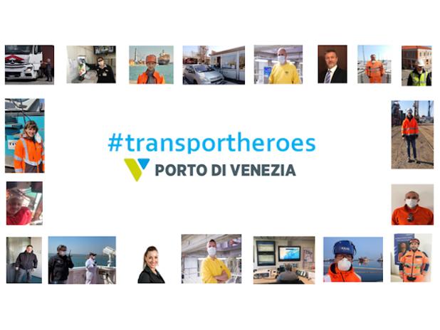Transport heroes Porto di Venezia