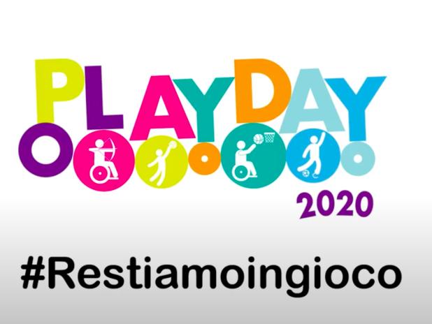 Playday 2020: restiamo in gioco