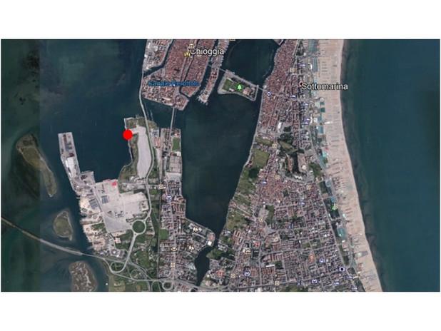 Immagine dell'area interessata dall'intervento