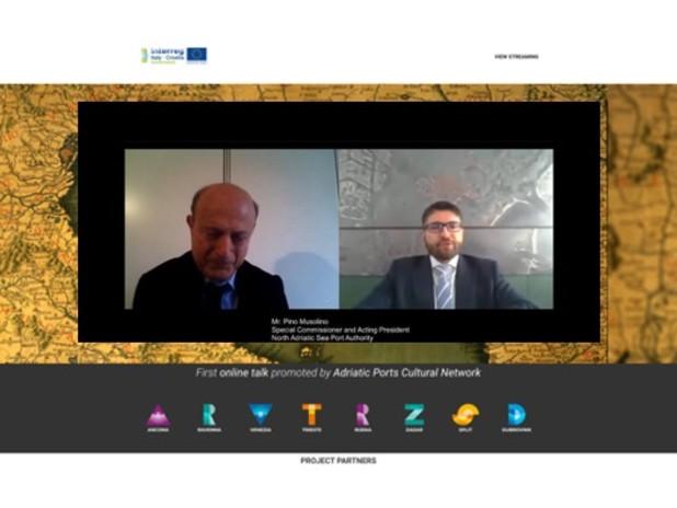 Il Commissario Musolino interviene alla conferenza