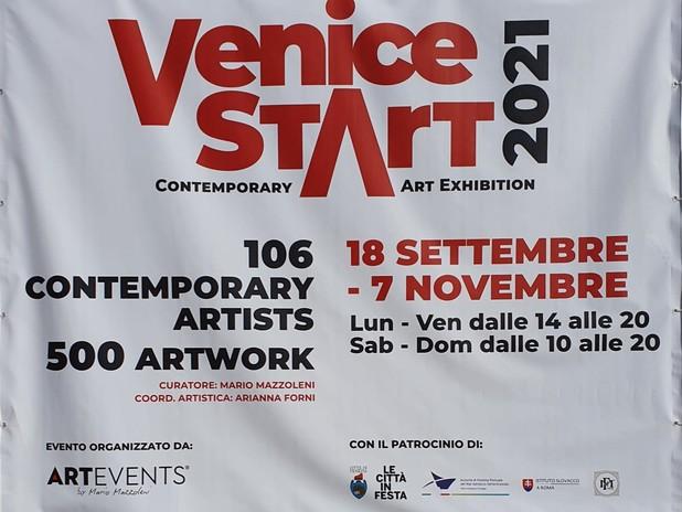 Immagine della locandina di Venice StArt