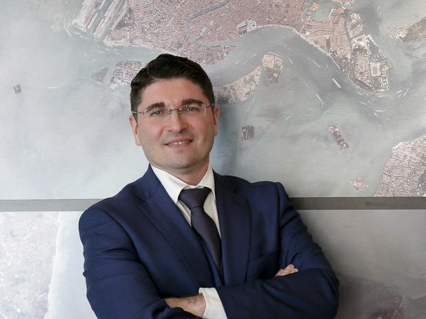 Pino Musolino, Presidente dell'Autorità di Sistema Portuale del Mare Adriatico S