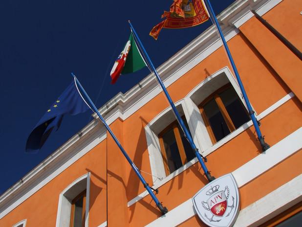 La sede dell'Autorità di Sistema Portuale del Mar Adriatico Settentrionale a San
