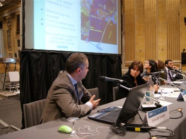 Il dott. Zanotto interviene al Port&Shipping Tech, Forum internazionale