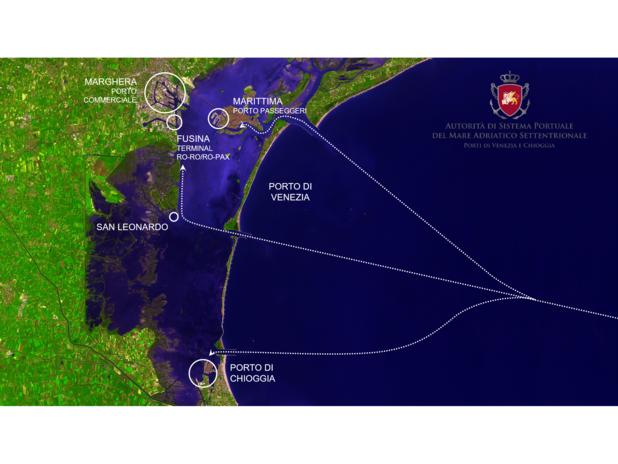 The North Adriatic Sea port system