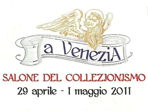 Logo del Salone del Collezionismo di Venezia 2011