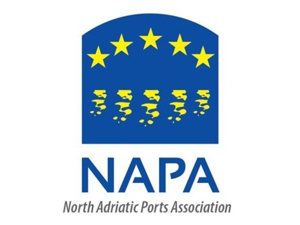 Logo del Napa, North Adriatic Port Association