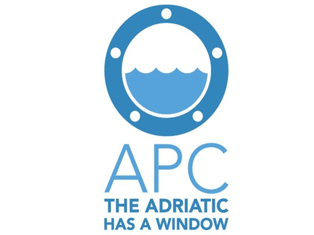 Marchio del Progetto APC The Adriatic Port Community