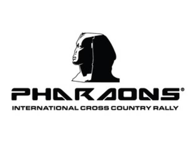 The Pharaons Rally's logo