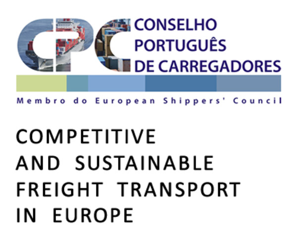 Locandina del convegno Competitive and sustainable freight transport in Europe