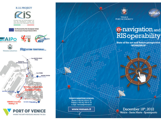 E-navigation and RIS operability workshop