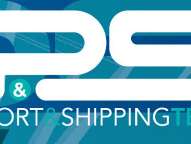 Logo della quinta edizione del forum Port and Shipping Tech