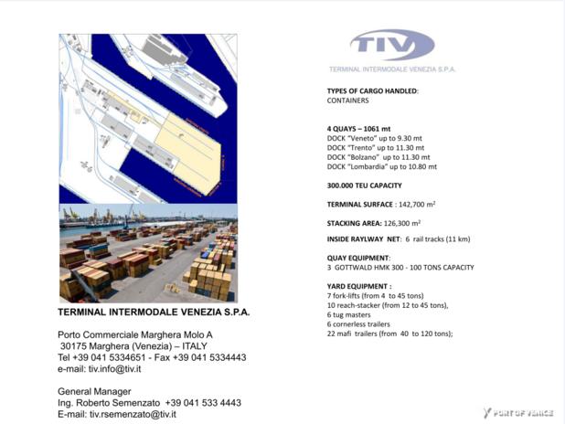 Terminal Intermodale Venezia (TIV)