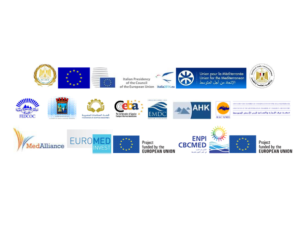 """Euro-Mediterranean, Egyptian-Italian Agrifoods, Logistics & Transport Conferenc"