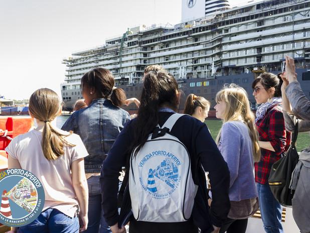 Visite guidate al Porto di Venezia