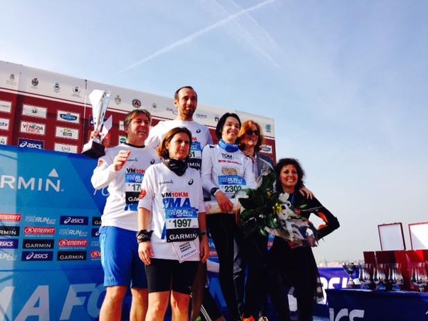 30° Venicemarathon. Il porto corre per Porto Marghera
