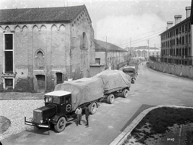 The former Church of Santa Marta