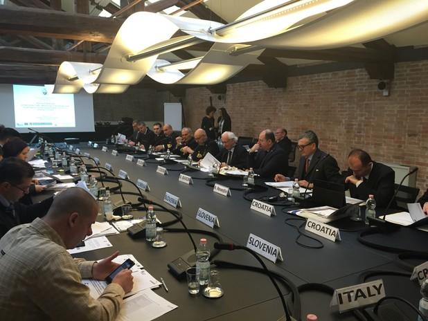Istituzioni europee riunite a Venezia