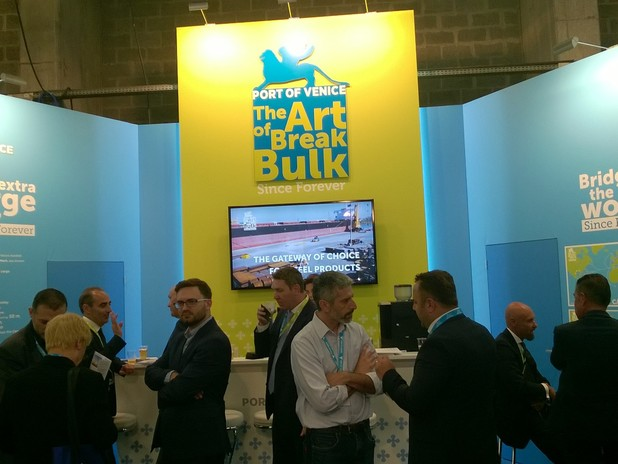The Port of Venice participates in BreakBulk Europe 2016