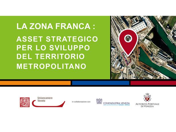La zona franca: asset strategico per lo sviluppo del territorio metropolitano