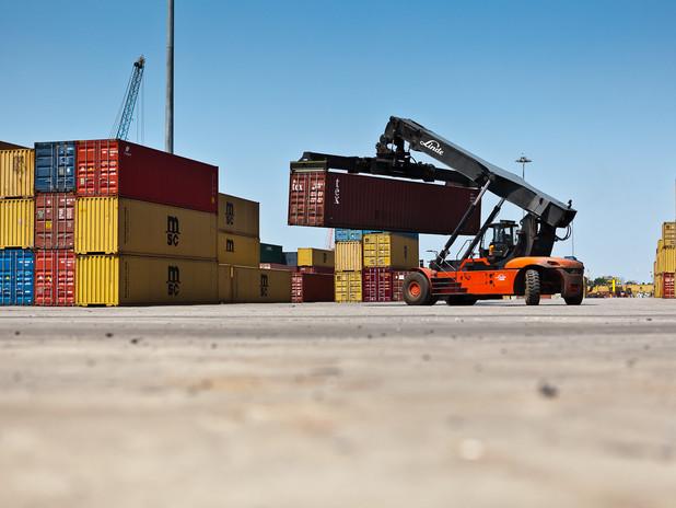 Operatività nel terminal container