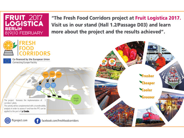 2017 Fruit Logistica Berlino