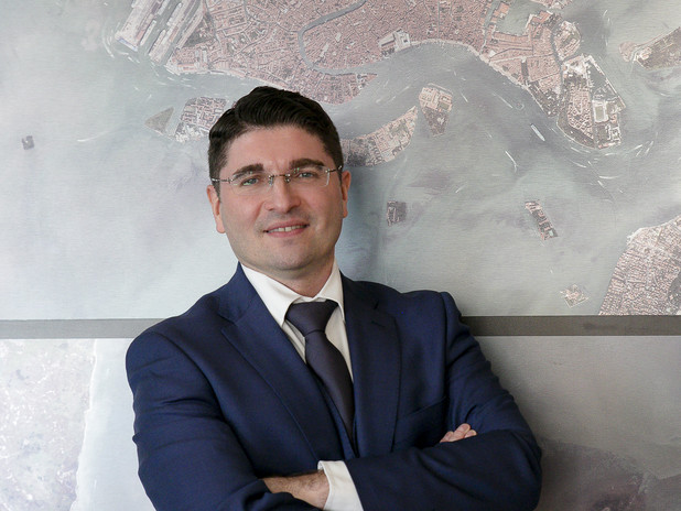 Pino Musolino, new president of the North Adriatic Sea Port Authority