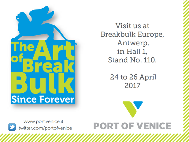 Break Bulk Anversa 2017