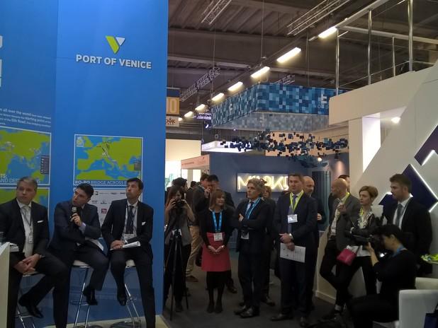 The Port of Venice participates in Break Bulk Europe 2017