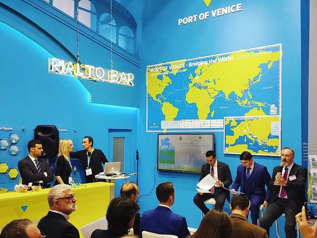 Transport Logistic Monaco 2017