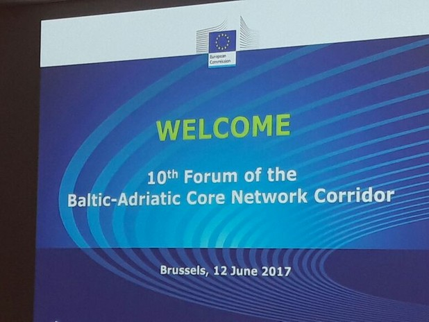 Meeting of the Baltic-Adriatic Core Network Corridor Forum