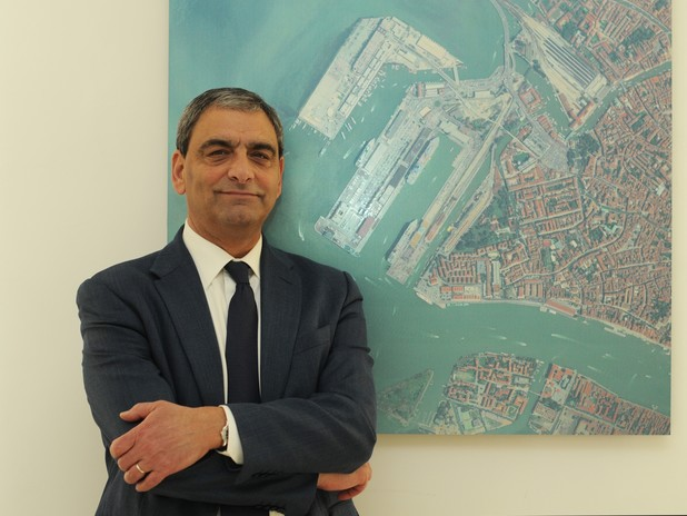 The Secretary General Martino Conticelli