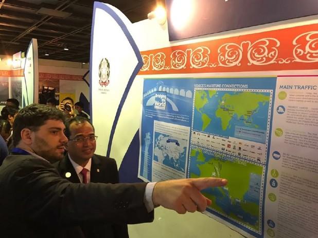Meeting Internazionale dei Ministri dei Trasporti Euro-Asiatici