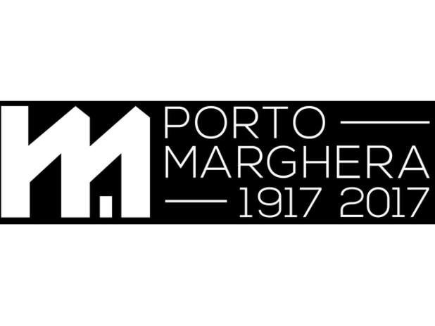 Logo del centenario di Porto Marghera